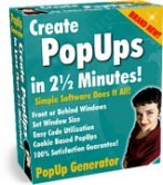 Create your own popups