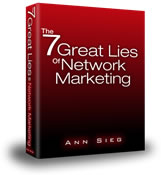 7 Great Lies of Network Marketing