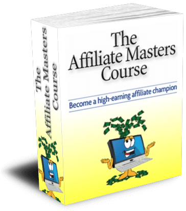Affiliate Master Course - Free 10 day marketing e-course