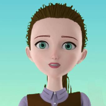 Amelia Avatar 3d presenter