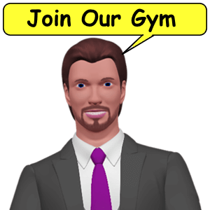 Gym Chat Bot Agent Here. Get A Life Okay.