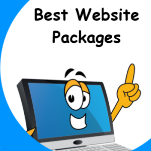 Best Website Packages sign