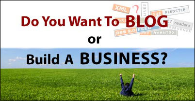 Blog or Build, SBI or wordPress
