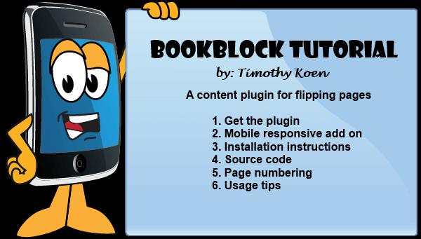 Bookblock Tutorial banner