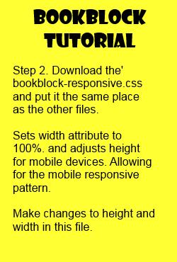 Bookblock tutorial step 2
