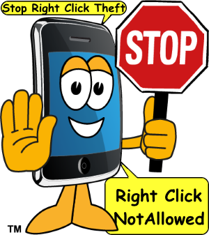 Stop Right Click Theft