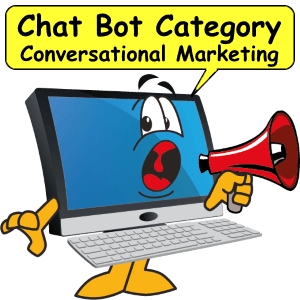 Chat bots category page
