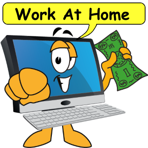 My work at home solution