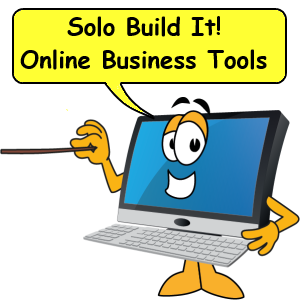 Computer saying SBI Online Business Tools