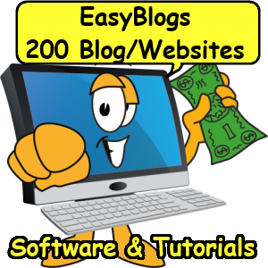 EasyBlogs Software & Tutorials