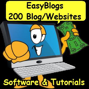 EasyBlogs Software & Tutorials