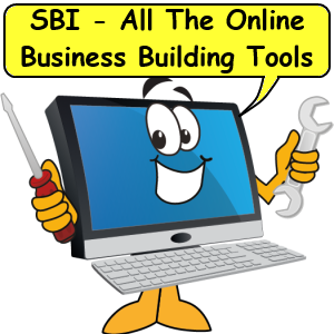 Use SBI to build your online business.