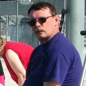 Tim at Daytona International Speedway