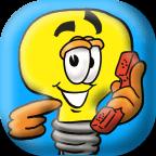 Lightbulb app icon