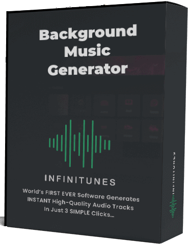 Infinitunes Background Music Generator