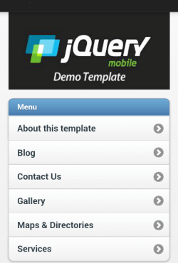 jQuery Page 1