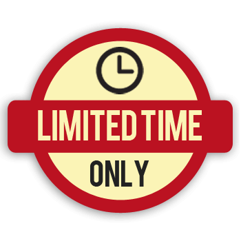 Limited Time Only badge