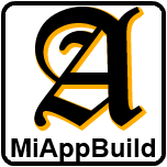 MiAppBuild Android Icon