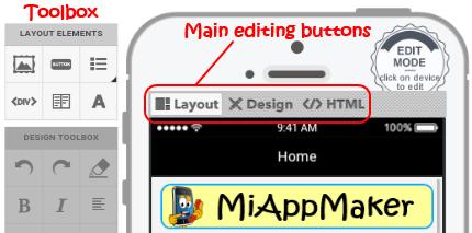 mobile app simulator
