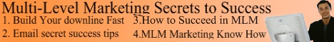MLM Secrets with Master Resale Rights - Get Started Today!