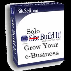 Solo Build It box cover