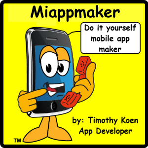 Miappmaker mobile app maker