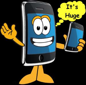Mobile app design is huge