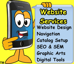 Smartphone sign website services 2