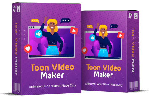 Toon Video Maker box
