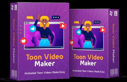Toon Video Maker box