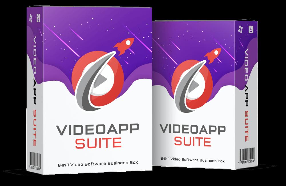 Video App Suite 3d Box
