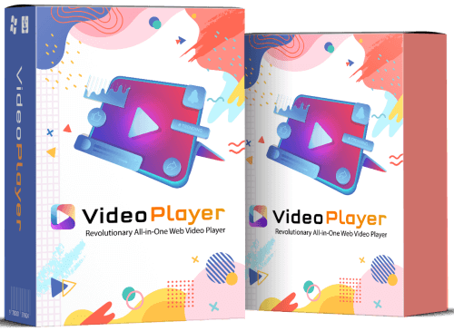 Video Player App box covers