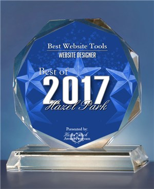 Best Website Designer Award