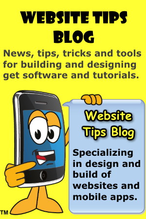 Best Website Tips blog banner