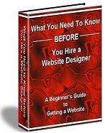 Prepare yourself ahead of time. Read this guide before calling your website designer.