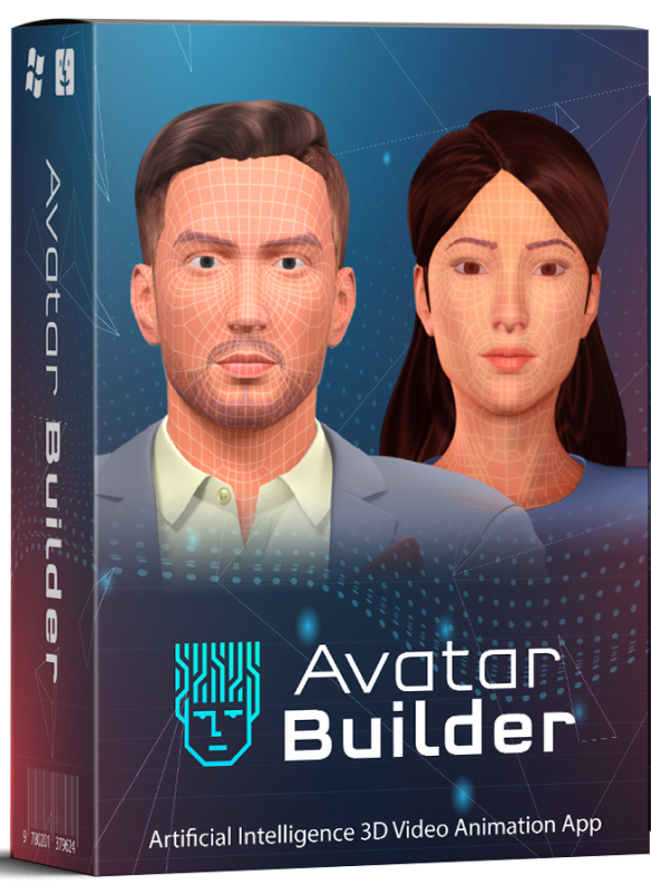 Avatar Builder 3d Box
