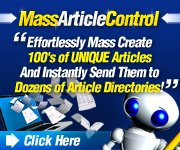 Mass Article Control