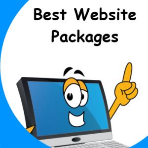 Best Website Packages sign