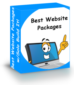 Website Packages Box