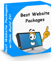 Website Packages design and build