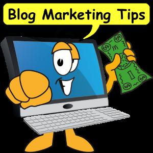 Blog marketing tips