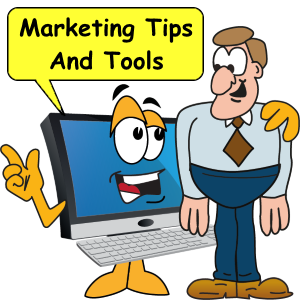 Marketing tips category