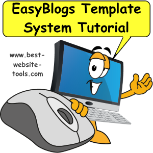 EasyBlogs Template System Tutorial
