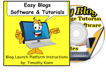 Easy Blogs template packager tutorial