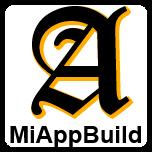 MiAppBuild Android Icon