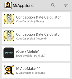 Mobile App Previiewers