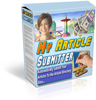 My Article Submitter - speeds up the submission process