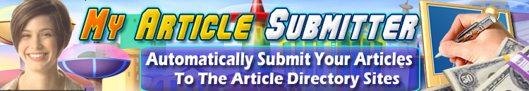 My Article Submmitter