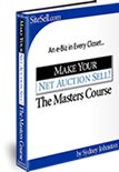 Make Your Net Auction Sell - Masters e-Course download page.