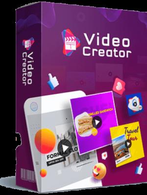 Video Creator Box Cover